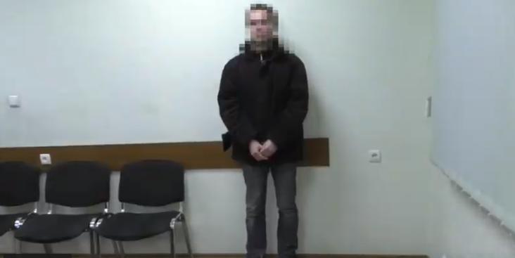 в запорожье задержали педофила