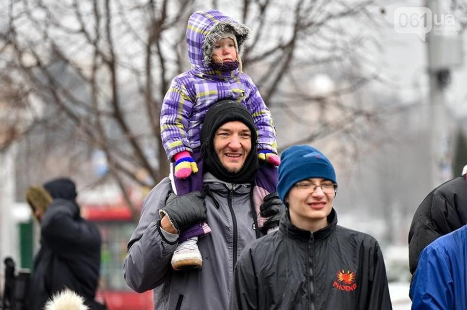 В забеге принимали участия, как профессионалы, так и аматоры. Фото: 061.ua.