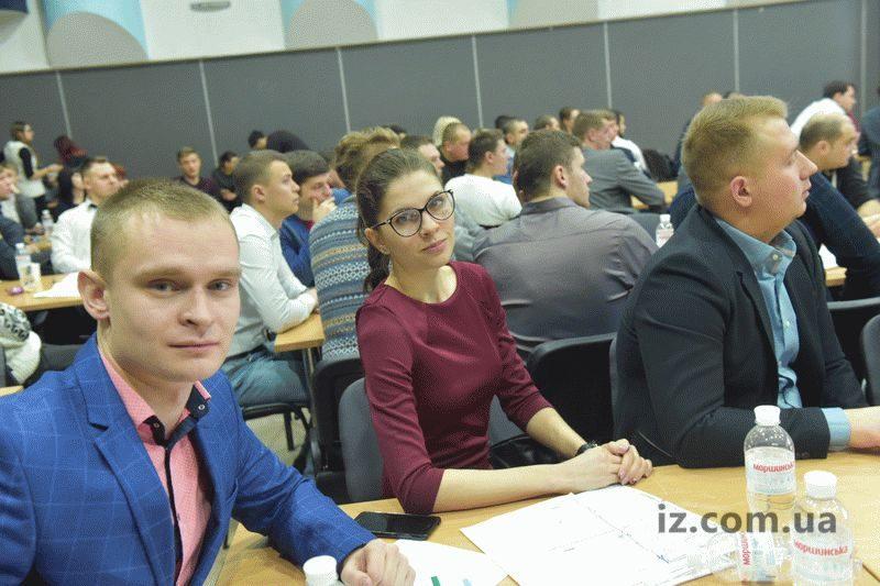 Запорожская молодежь предлагает инновационные идеи для производства