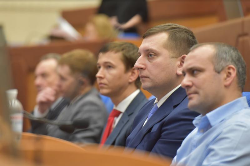 депутаты Запорожского облсовета