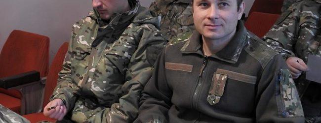 Президент наградил бойцов батальона «Скиф»