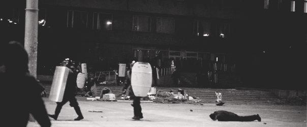 Пятая годовщина разгона Майдана в Запорожье