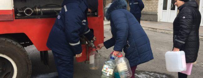 Спасателей ГСЧС привлекли к ликвидации ЧП в Бердянске