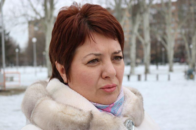 Лариса Ищенко