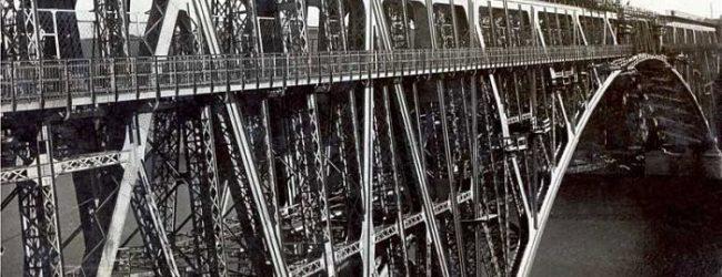 Історія Запорізького краю: розпочато рух на Кічкаському мосту