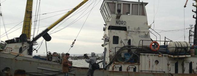 Арестованное российское судно «Норд» больше не буду выставлять на торги