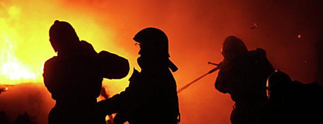 В Запорожской области за сутки произошел десяток пожаров на открытых территориях