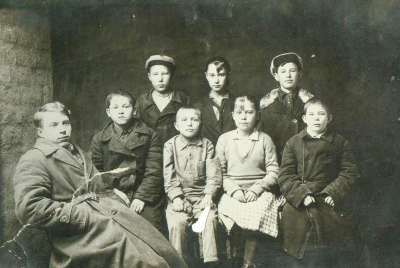 Семья Аникановых