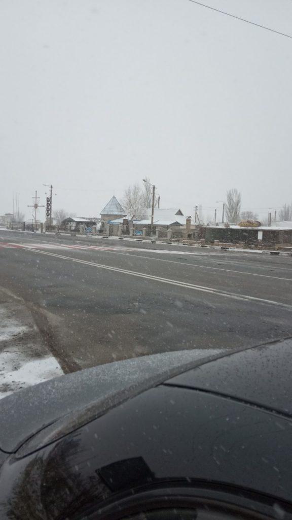 дорога Запорожье-Мелитополь