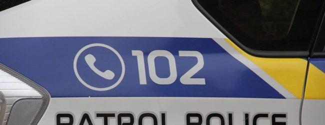В Запорожье в результате ДТП с участием авто полиции пострадал человек