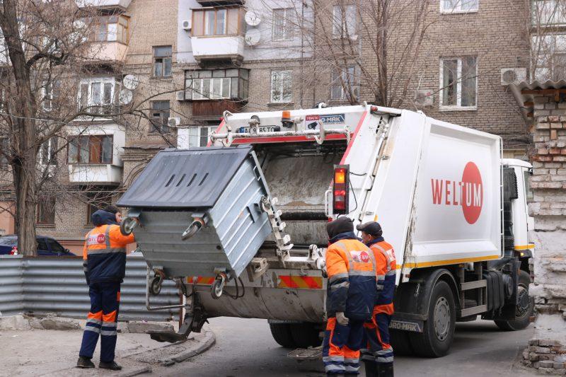 мусора