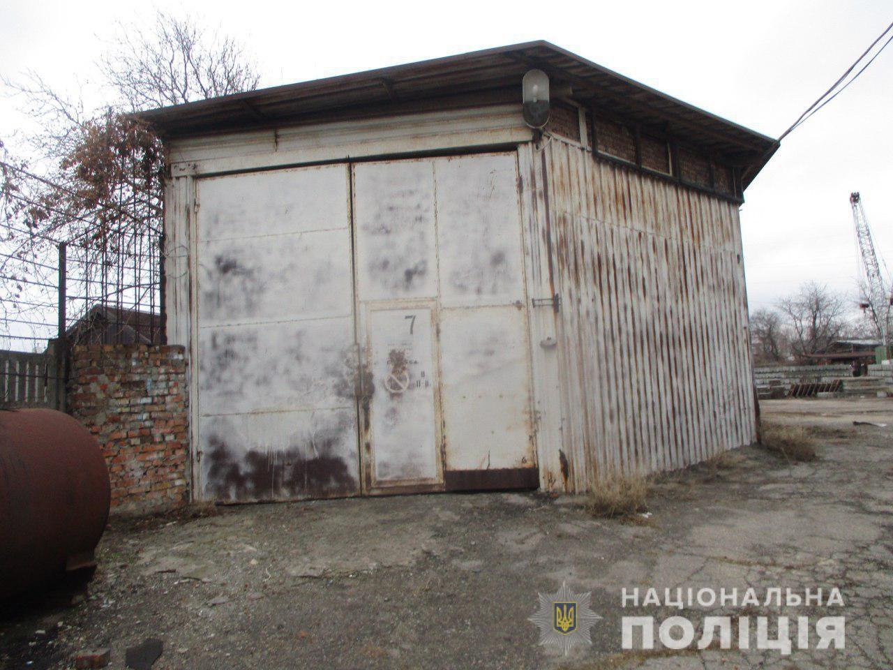 В Запорожье обворовали склад с кабелями «Укртелеком»