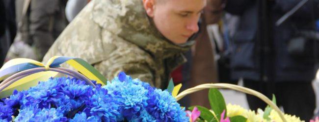 В Запорожье провели митинг-реквием по Героям Небесной сотни (ФОТО)