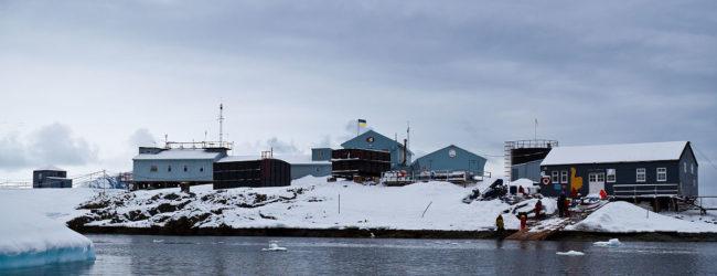 В Запорожье пройдёт встреча с полярником