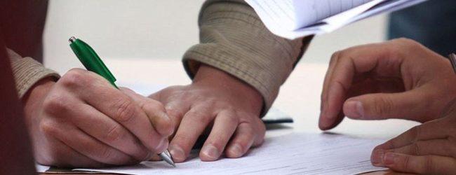 В центре Запорожья незаконно собирали личные данные горожан