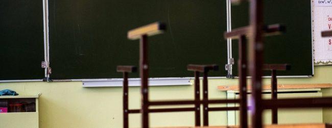 В Энергодаре школьники массово ушли на карантин