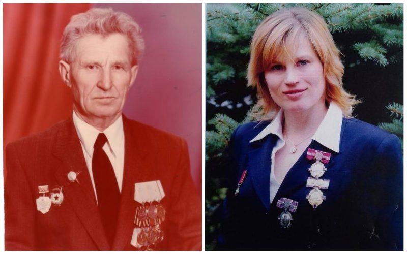 Елена Жупина будет вручать именную награду памяти ее деда Семена Ефимовича Жупина