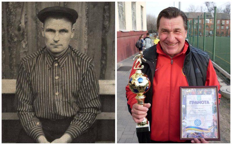 Леонид Ключик и Семен Евдокимович Ключик