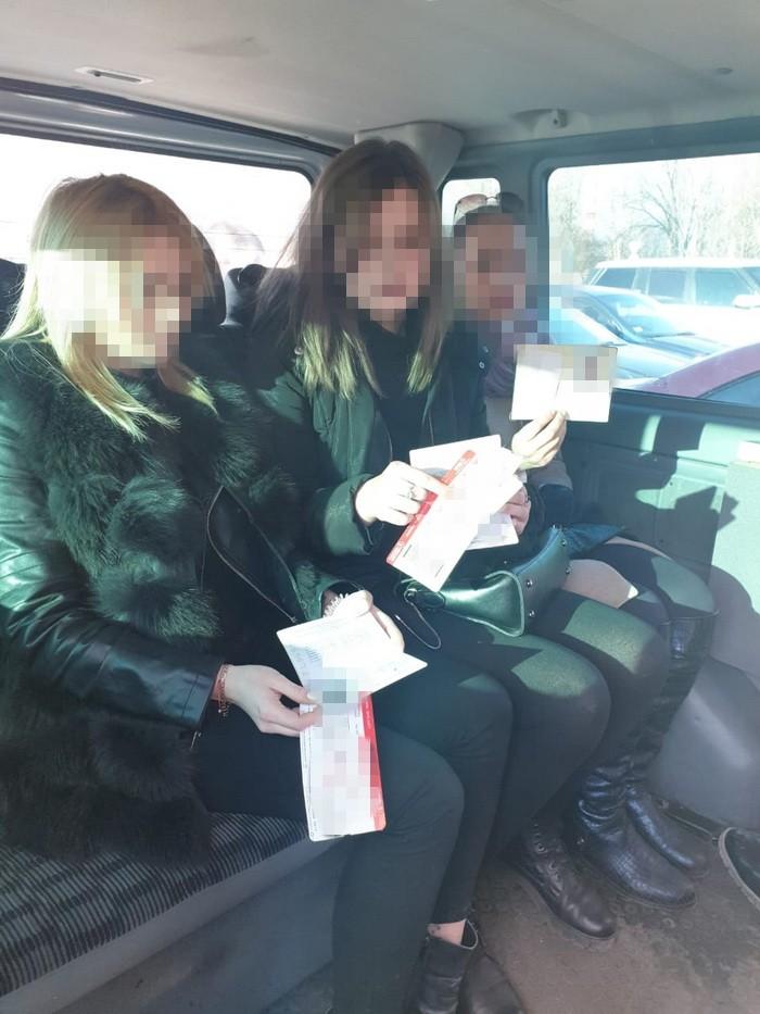 В Запорожье задержали подозреваемую в торговле людьми (ФОТО)