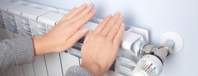 Жителям двух районов Запорожья отключили отопление и горячую воду