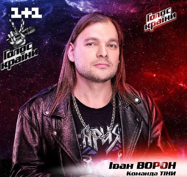 Иван Ворон