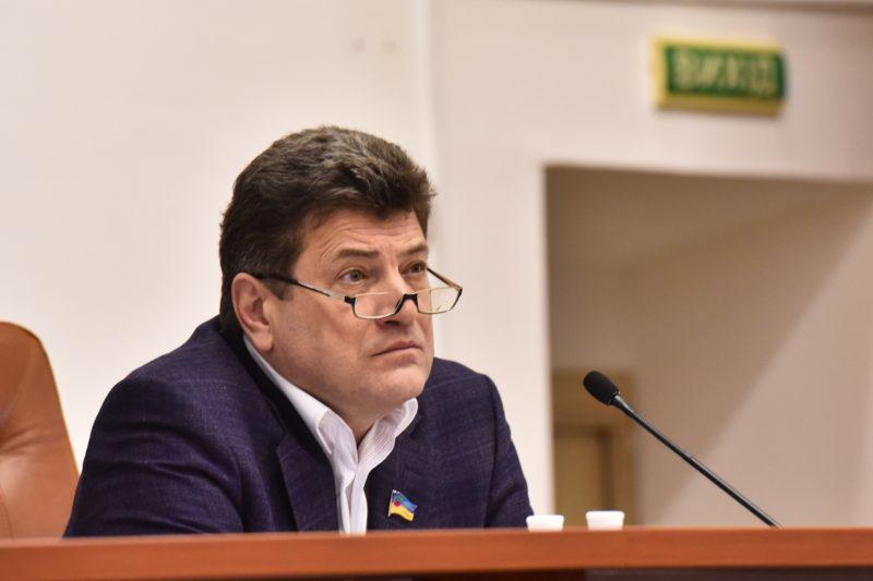 мэр Владимир Буряк