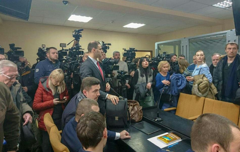 Суд по ДТП на Сумской в Харькове.