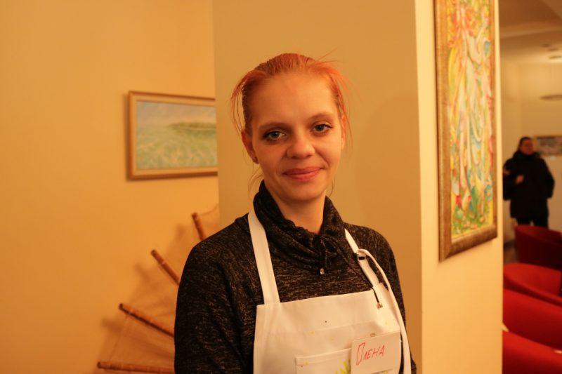 Елена Гостищева