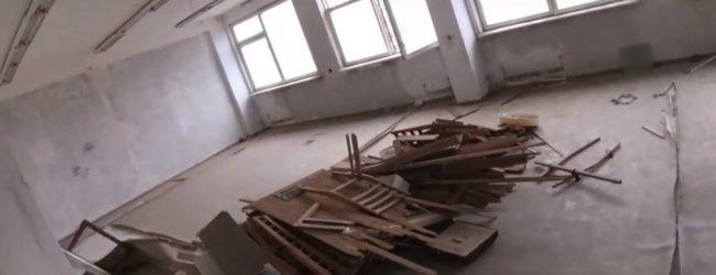 Экстремал показал, как выглядит заброшенный завод в Мелитополе (ВИДЕО)