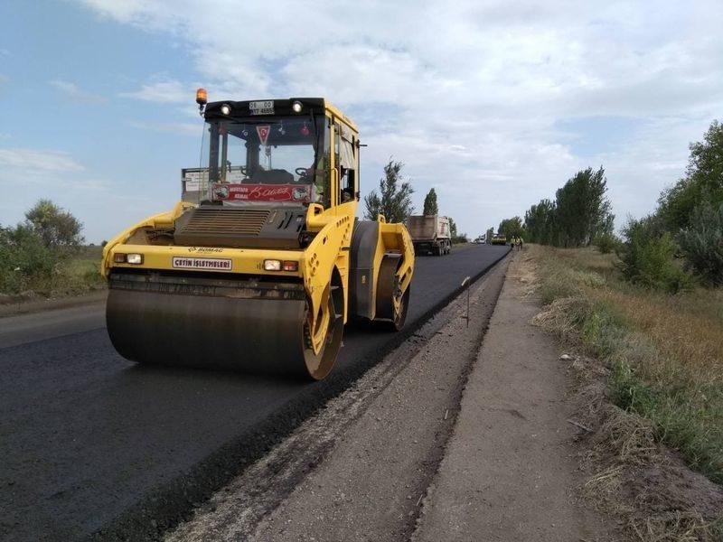ремонт дорогм
