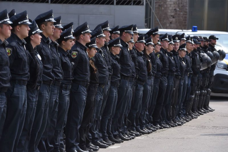 Патрульная полиция Запорожья