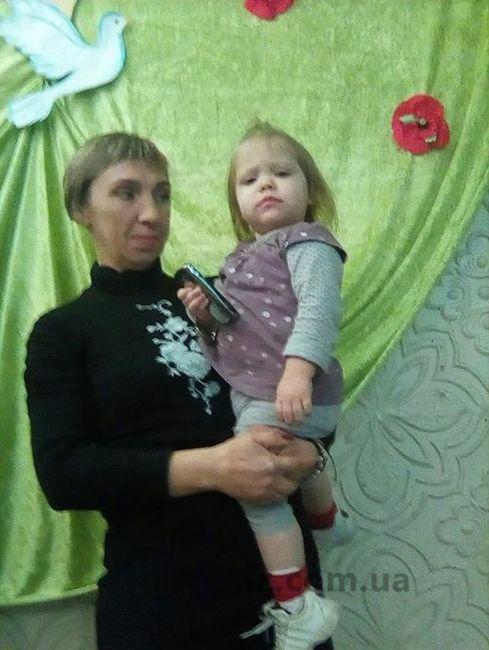 Оксана Волкова и София