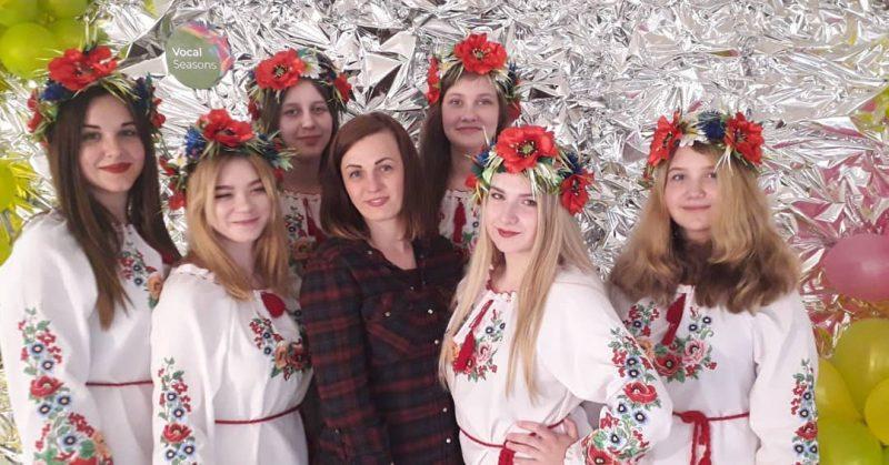 """ансамбль """"Байда"""" и Анна Пилипенко"""