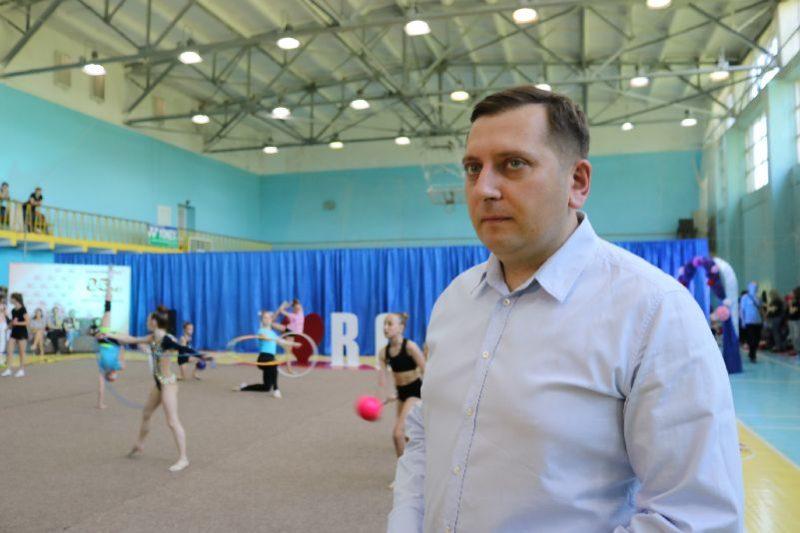 первенство по художественной гимнастике