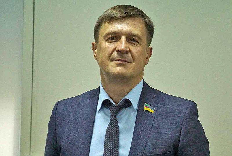Игорь Чумаченко