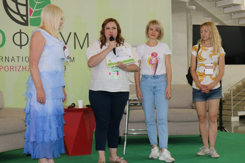 Тамаре Ереминой вручили сертификат