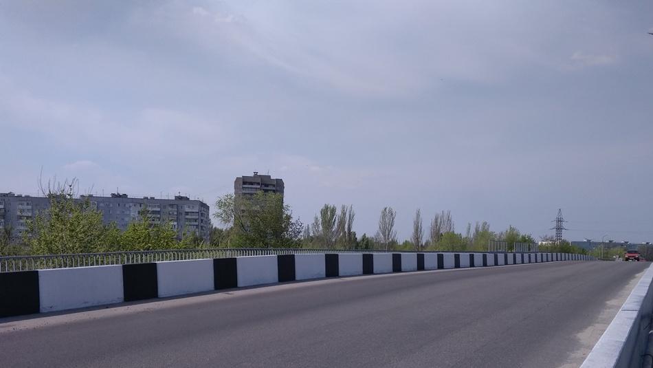 Заделали деформационные швы. Фото: служба автомобильных дорог в Запорожской области