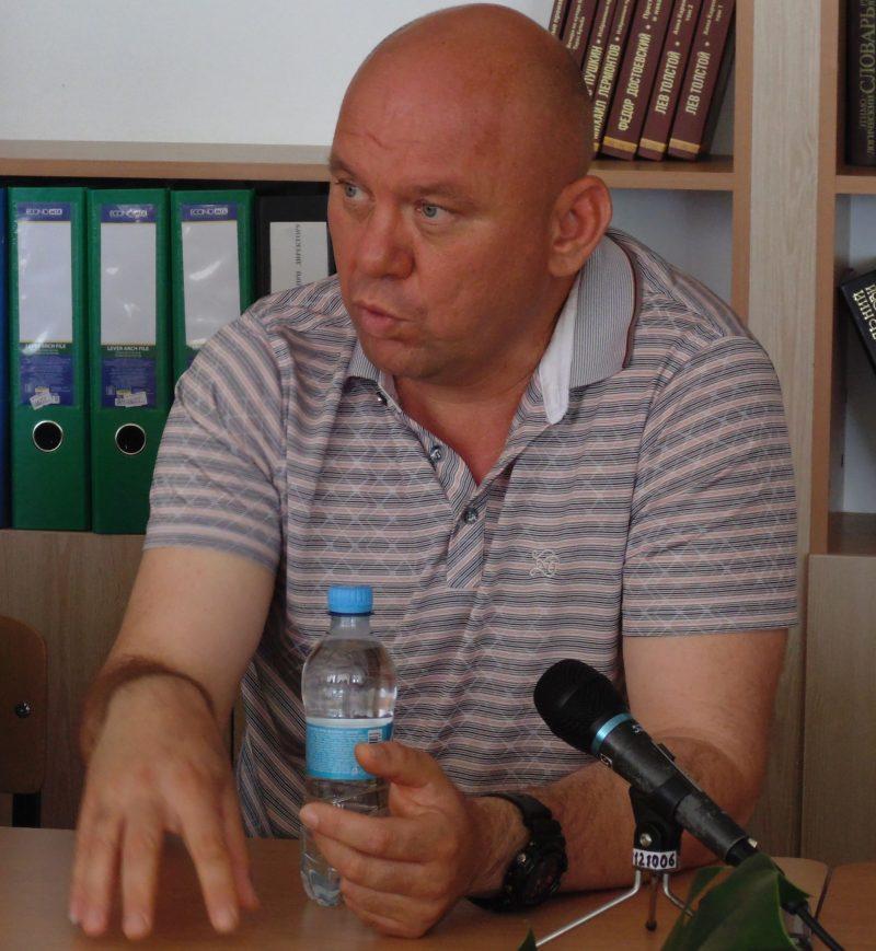 Сергей Калиман