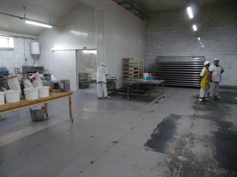 Пекарня агрофирмы
