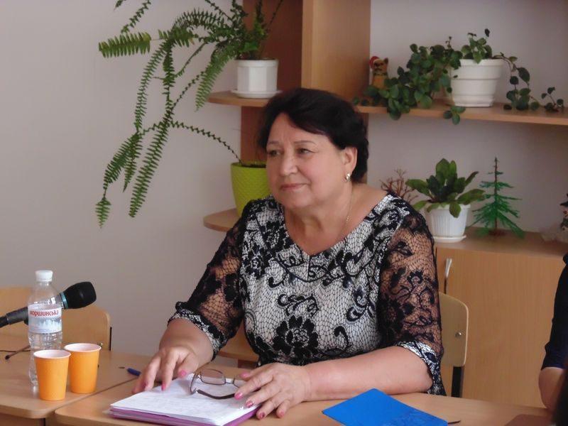 Валентина Копейченко