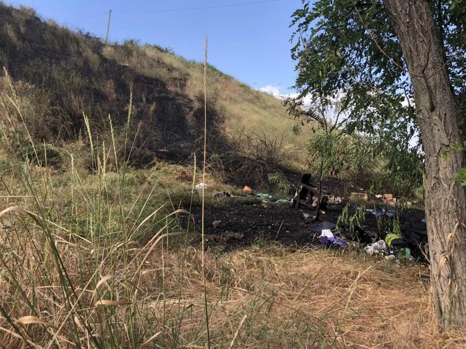 При пожаре никто не пострадал. Фото: