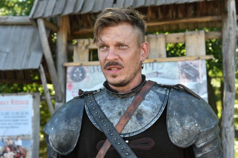 Как проходят съемки в сериале на Хортице для актера Андрея Исаенко