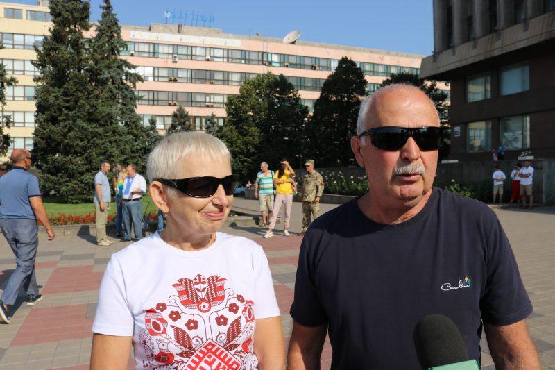 Юрий и Людмила Качалка