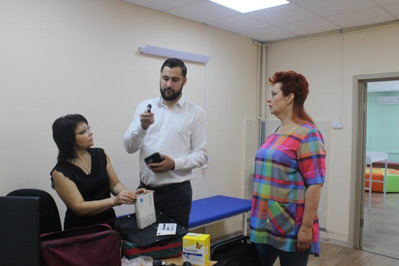 Осенью в Шевченковском районе начнет работу обновленная детская амбулатория