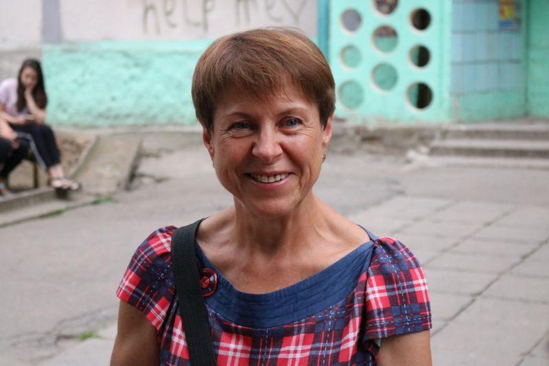 Людмила Дрондина