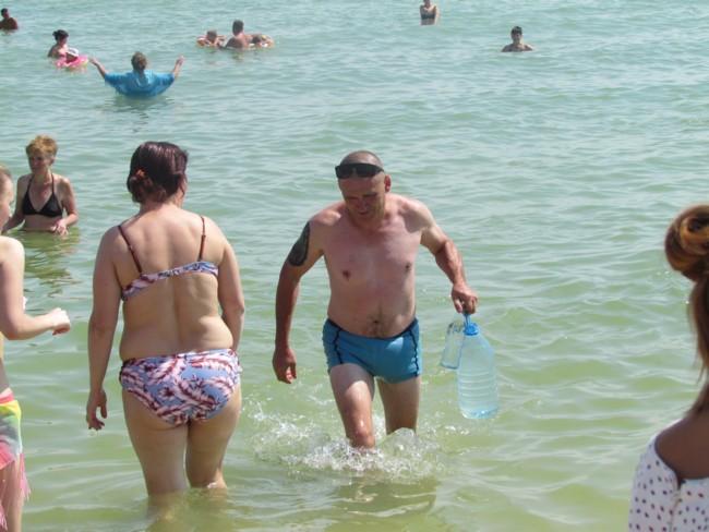 Кирилловка вода