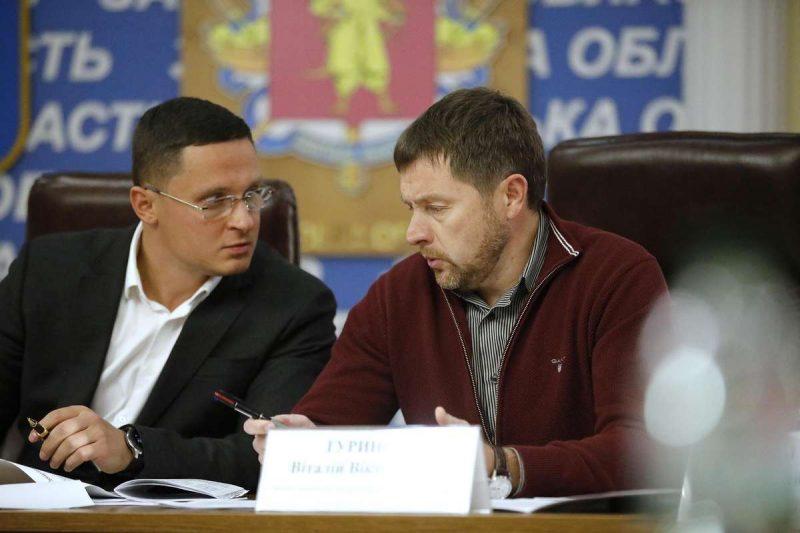 Туринок и Марченко