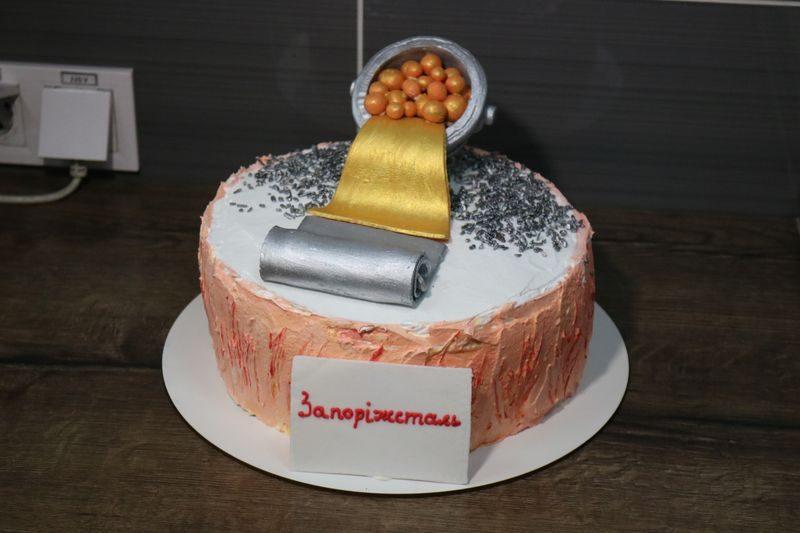 Татьянин торт