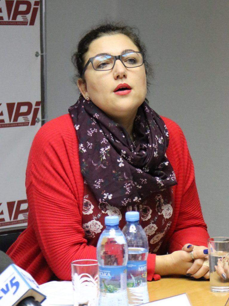 глава координационного совета по вопросам общественного бюджета Екатерина Акула