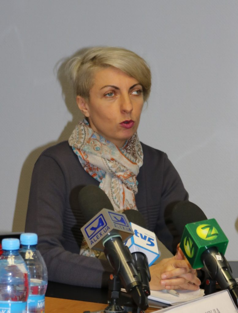 руководитель общественной организации «Экосенс» Татьяна Жавжарова